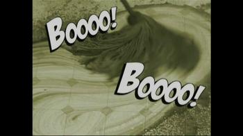 Hurricane Spin Mop TV Spot, 'Dirty Mess' - Thumbnail 2