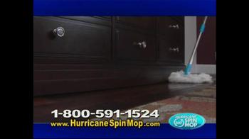 Hurricane Spin Mop TV Spot, 'Dirty Mess' - Thumbnail 3