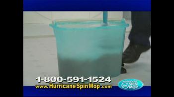 Hurricane Spin Mop TV Spot, 'Dirty Mess' - Thumbnail 5