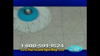 Hurricane Spin Mop TV Spot, 'Dirty Mess' - Thumbnail 6