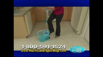 Hurricane Spin Mop TV Spot, 'Dirty Mess' - Thumbnail 7