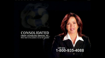 Consolidated Credit Counseling Services TV Spot, \'Reasons\'