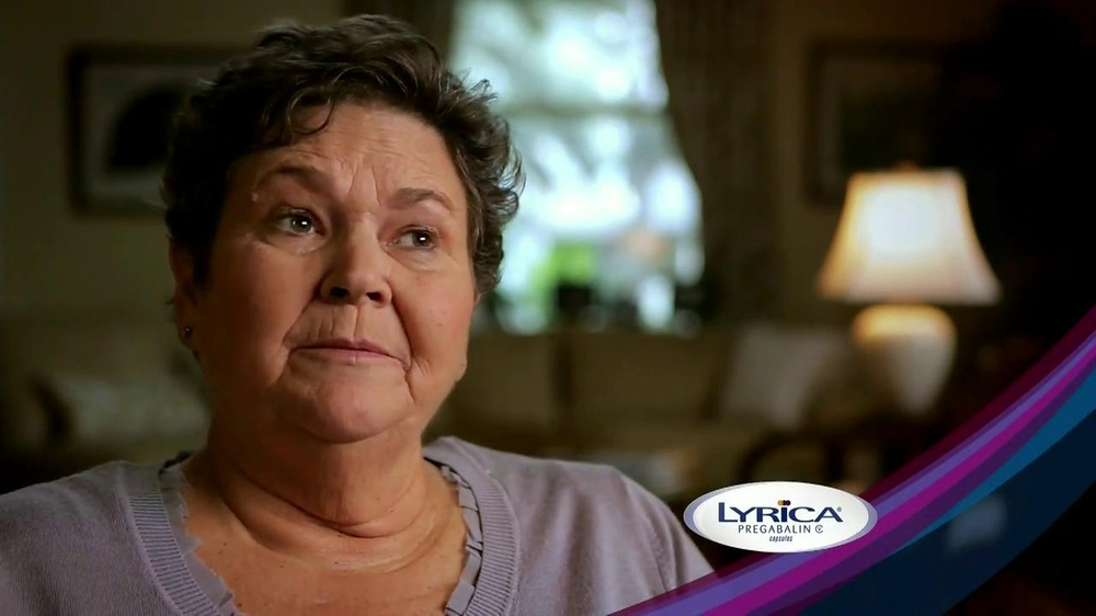 Lyrica TV Commercial, 'Phyllis'