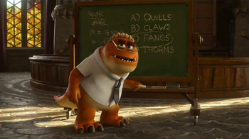 Lowe's TV Spot, 'Monsters U Build and Grow' - Thumbnail 3