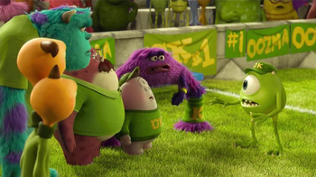 Lowe's TV Spot, 'Monsters U Build and Grow' - Thumbnail 6