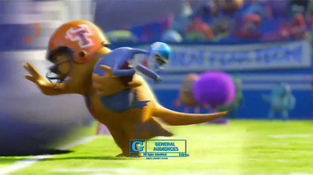 Lowe's TV Spot, 'Monsters U Build and Grow' - Thumbnail 8