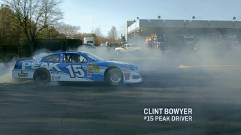 PEAK Stock Car Dream Challenge TV Spot Featuring Clint Bowyer - 489 commercial airings