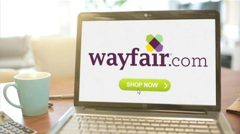 Wayfair TV Spot, 'Lamp and Sofa' - Thumbnail 6