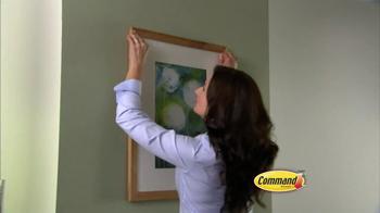 Command Damage-Free Hanging TV Spot - Thumbnail 7