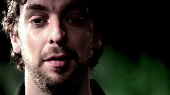 NBA Cares TV Spot, 'Endangered Animals' Featuring Pau Gasol - Thumbnail 2