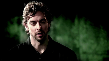 NBA Cares TV Spot, 'Endangered Animals' Featuring Pau Gasol - Thumbnail 6