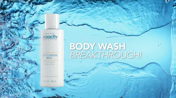 Proactiv Deep Cleansing Wash TV Spot, 'Clear All Over' - Thumbnail 2