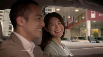 Nissan Leaf TV Spot, 'Drive the Future' Song by Bronze Radio Return - 434 commercial airings