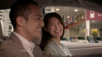 Nissan Leaf TV Spot, 'Drive the Future' Song by Bronze Radio Return