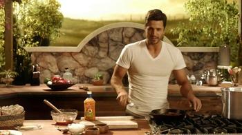 Kraft Zesty Italian Anything Dressing TV Spot, 'Steamy' - Thumbnail 6