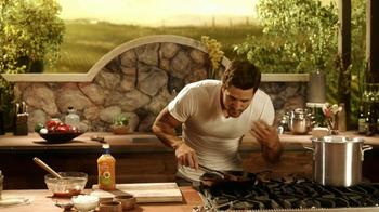 Kraft Zesty Italian Anything Dressing TV Spot, 'Steamy' - Thumbnail 8