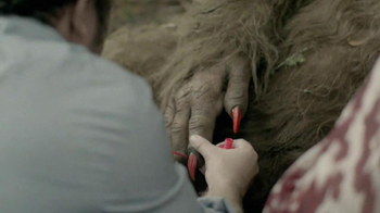 Jack Link's Beef Jerky TV Spot, 'Messin' with Sasquatch: Makeup' - 1205 commercial airings