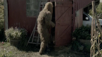 Jack Link\'s Beef Jerky TV Spot, \'Messin\' with Sasquatch: Bucket Prank\'