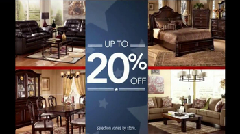 Ashley Furniture Homestore Memorial Day Event TV Spot - Thumbnail 2