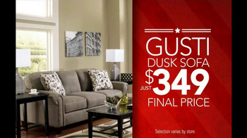 Ashley Furniture Homestore Memorial Day Event TV Spot - Thumbnail 3