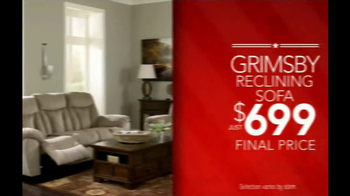 Ashley Furniture Homestore Memorial Day Event TV Spot - Thumbnail 4