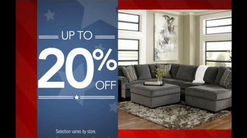 Ashley Furniture Homestore Memorial Day Event TV Spot - Thumbnail 8