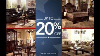 Ashley Furniture Homestore Memorial Day Event TV Spot