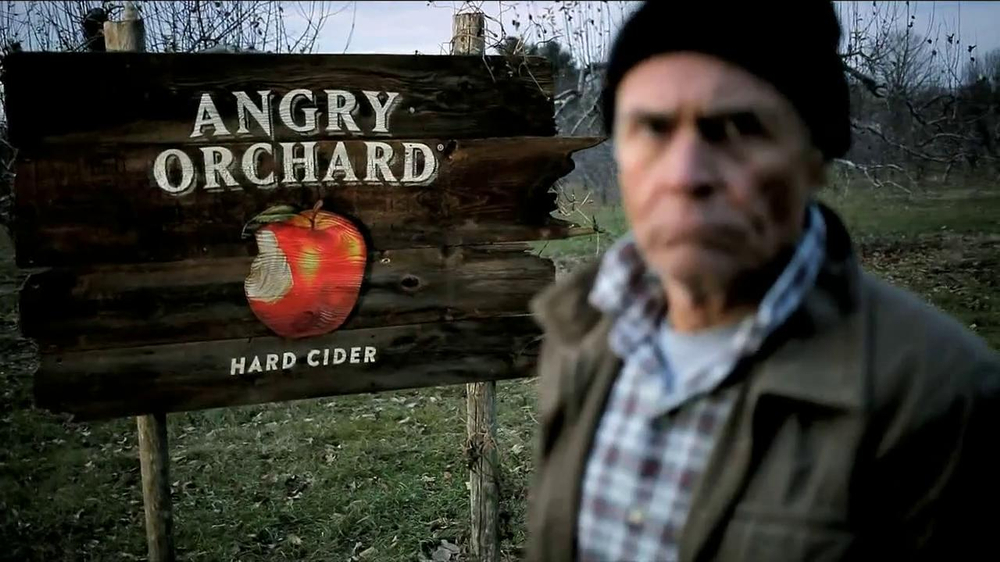 Angry Orchard TV Commercial, 'Fresh Apples'
