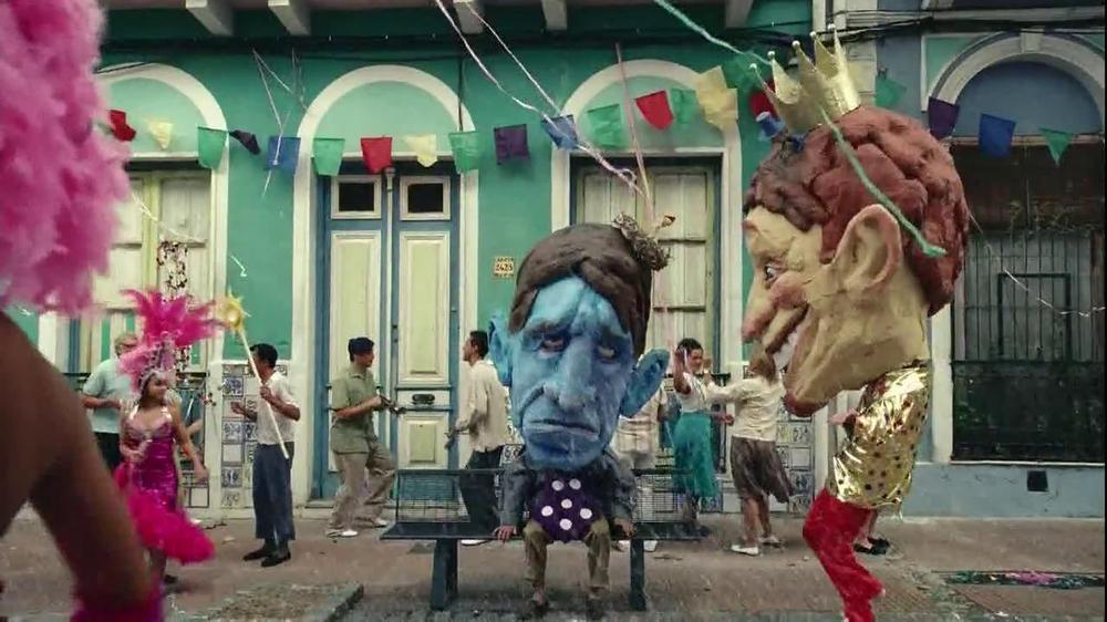 Kayak TV Commercial, 'Carnival'