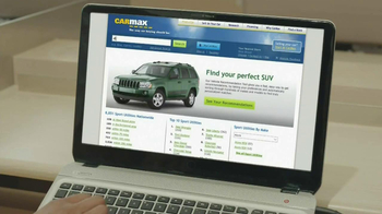 CarMax TV Spot, 'Dream SUV' - Thumbnail 8