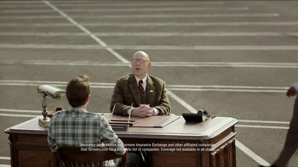 Farmers Insurance TV Commercial, '15 Seconds of Smart ...