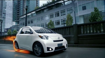 2012 Scion iQ TV Spot, 'Features'