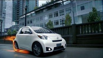 2012 Scion iQ TV Spot, 'Features'