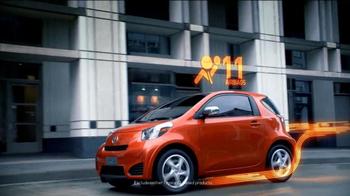 2012 Scion iQ TV Spot, 'Air Bags and MPG' - Thumbnail 2