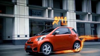 2012 Scion iQ TV Spot, 'Air Bags and MPG' - Thumbnail 3