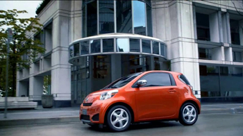2012 Scion iQ TV Spot, 'Air Bags and MPG'