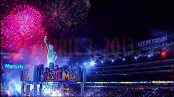 WWE WrestleMania 8-Disc Set TV Spot, Song by Diddy - Thumbnail 1