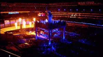 WWE WrestleMania 8-Disc Set TV Spot, Song by Diddy - Thumbnail 7