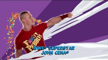 Fruity Pebbles TV Spot Featuring John Cena - Thumbnail 4