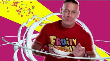 Fruity Pebbles TV Spot Featuring John Cena - Thumbnail 7