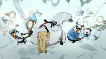 Disney Club Penguin TV Spot, 'Card-Jitsu Snow'
