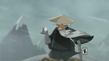 Disney Club Penguin TV Spot, 'Card-Jitsu Snow' - Thumbnail 1