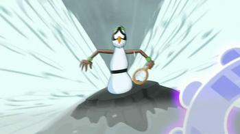 Disney Club Penguin TV Spot, 'Card-Jitsu Snow' - Thumbnail 4
