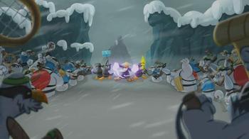 Disney Club Penguin TV Spot, 'Card-Jitsu Snow' - Thumbnail 5