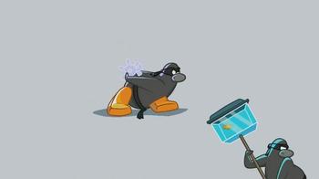 Disney Club Penguin TV Spot, 'Card-Jitsu Snow' - Thumbnail 6