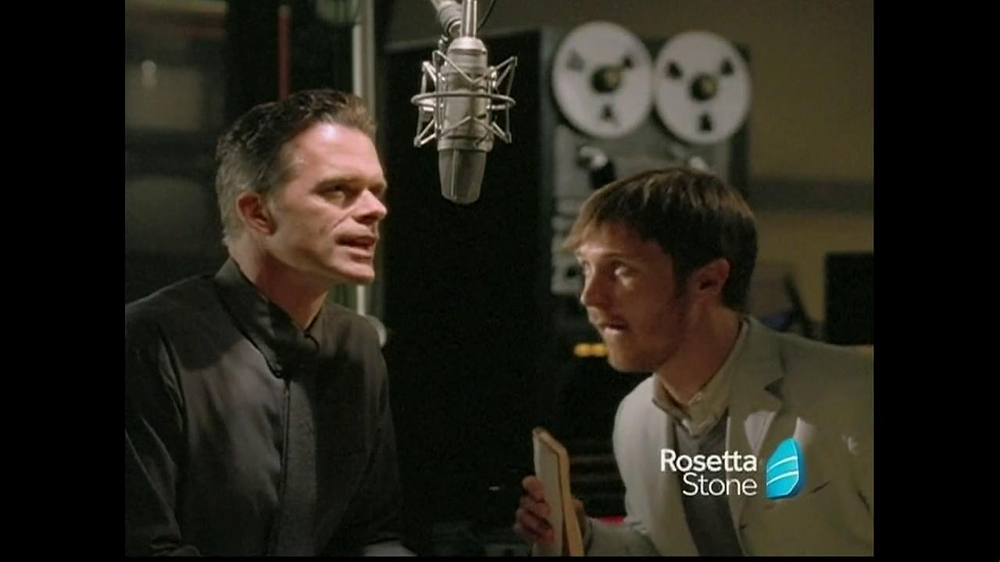 Rosetta Stone TV Commercial, 'Foreign Language Tape Announcer'