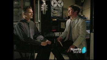 Rosetta Stone TV Spot, 'Foreign Language Tape Announcer' - Thumbnail 1