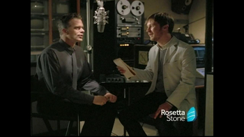 Rosetta Stone TV Spot, 'Foreign Language Tape Announcer' - Thumbnail 2