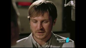 Rosetta Stone TV Spot, 'Foreign Language Tape Announcer' - Thumbnail 4