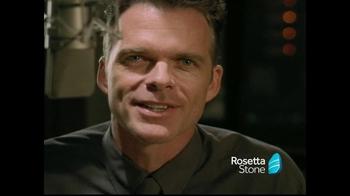 Rosetta Stone TV Spot, 'Foreign Language Tape Announcer' - Thumbnail 5